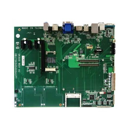 COM Express Type 6 Reference Carrier Board in ATX Form Factor : SK505