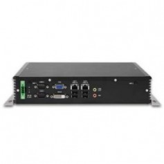 Intel Atom Cedar Trial D2550 Fanless Rugged System, Wide Temp. -20 to 60°C : PER321A
