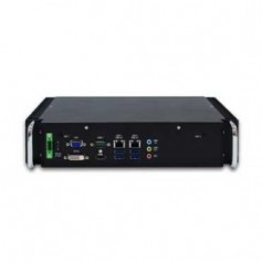 Intel QM77 Fanless Rugged System, Wide Temp. -20 to 60°C : PER335A