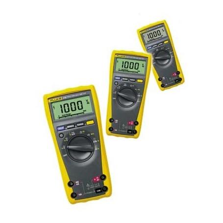 Multimètres avec garantie à vie (Fluke 175, Fluke 177, Fluke 179) : Fluke série 170