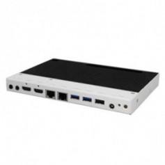 PC pour affichage dynamique Quad-core AMD série-G double sortie HDMI: SI-22