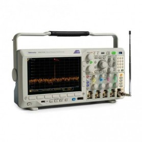 Oscilloscope 2 voies 100 MHz avec analyseur de spectre intégré 100MHz : MDO3012