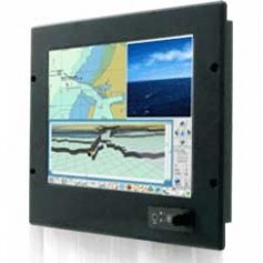 "12.1"" Intel Dual Core Atom N2600 Platform Marine Panel PC : R12ID3S-MRM2"