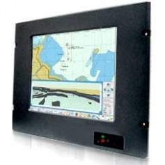 "10.4"" Intel Dual Core Atom N2600 Platform Marine Panel PC : R10ID3S-MRM2"