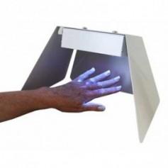Kit de vérification du nettoyage des mains UV LED