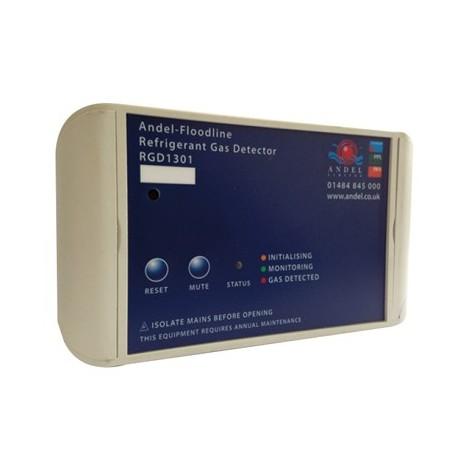Capteur pour gaz réfrigérant R407C, R410AN, R134A, R22 : RGD1301