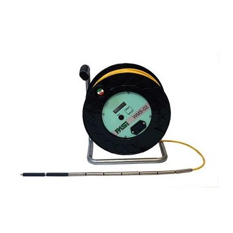 Sonde piézométrique niveau d''eau avec capteur température : WMS-02