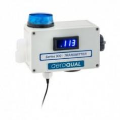 Transmetteur et contrôleur fixe de gaz : Série 930