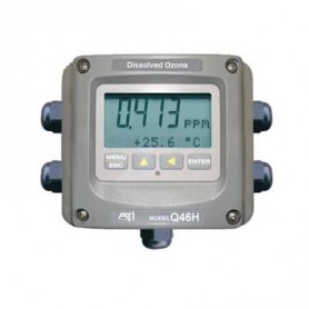 Analyseur d'ozone dissous pour les eaux : Q46H/64