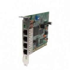 Switch étanche IP-67, 4 ports : ICS-4040