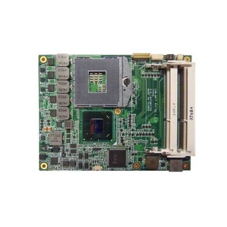 COM Express CPU type 6 Module. Intel Ivy Bridge rPGA988B : COM-HM76 Rev.C