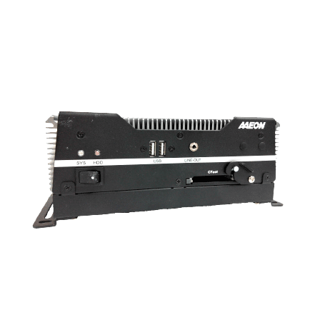 AEC-6614 : PC industriel compact avec Celeron Bay Trail N2930 (Quad Core) 1.83Ghz