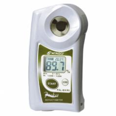 Réfractomètre numérique à double échelle : PAL-BX/RI