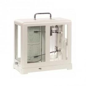 Enregistreur température et humidité à tambour : Thermo-Hydrograph