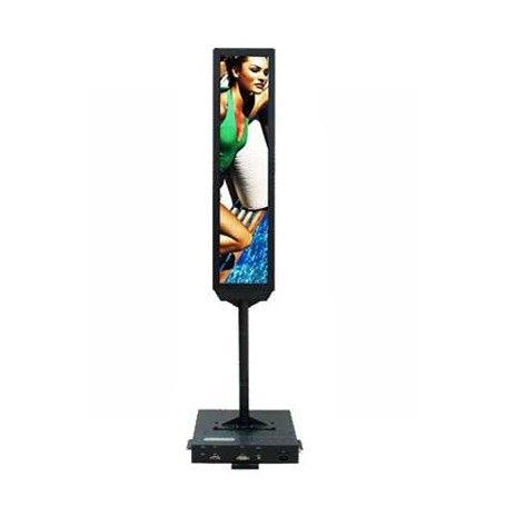 "Ecran double face Two 28"" : SSC2845 (Double Side LCD Display)"