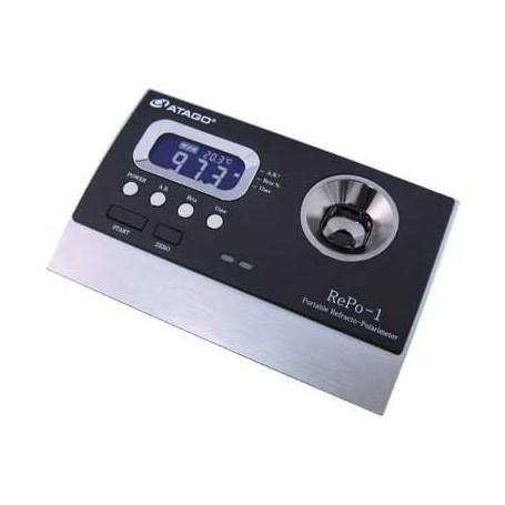 Réfractomètre polarimètre numérique : REPO-1