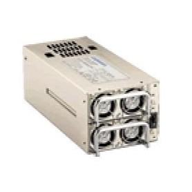 320+320W / 6 Sorties / Format 2U / SPR2326-A6-P6 / 100x250x83.5 mm