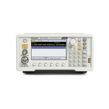 Générateurs RF vectoriel numérique et analogique DC à 4 GHZ : TSG4104A