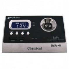 Réfractomètre polarimètre numérique indice réfraction nD : REPO-5
