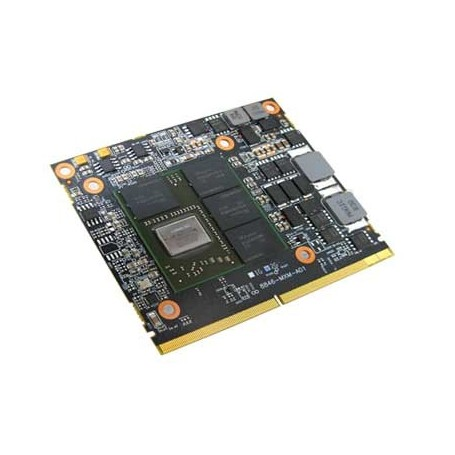 Module Graphique MXM 3.1 / up to PCI Express 3.0 : X3AE886-AN