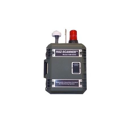 Analyseur portable multiparamètres qualité air intérieur et extérieur : HIM-6000