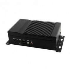 PC industriel Top de -30 à +60°C Intel ATOM SoC Bay-Trail E3845 : CSB200-897