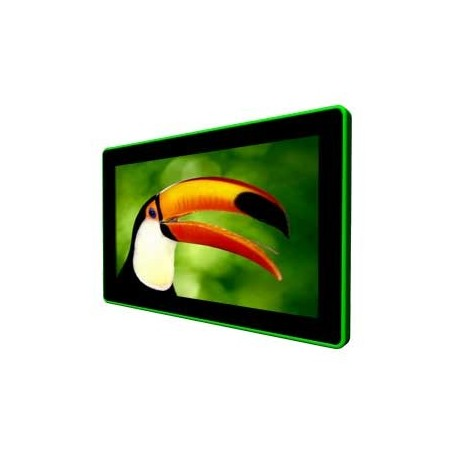"Panel PC 7"" Tactile Freescale i.MX6 Solo/Duallite : Toucan-0700"