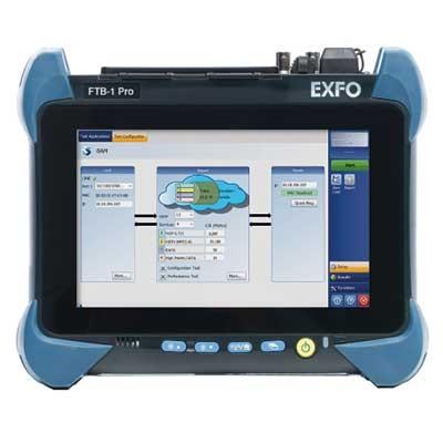 Plateforme De Test Multiservices Ftb 1 Pro Exfo