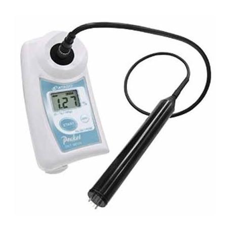 Réfractomètre numérique salinité / salinomètre : PAL-SALT PROBE