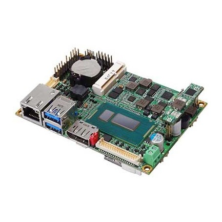 PICO-ITX avec CPU Intel Broadwell i3/i5/i7 low power : LP-174