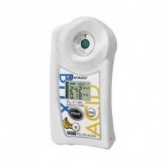 Réfractomètre numérique combiné brix acidité banane : PAL-BX-ACID6