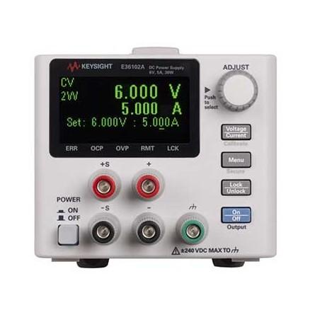 Alimentation 40W 20V, 2A LAN/LXI, USB : E36103A