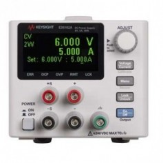 Alimentation 40W 100V, 0,4A LAN/LXI, USB : E36106A