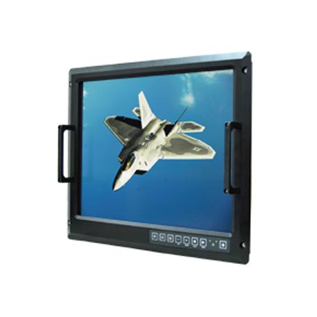 """Panel PC MIL-STD 17"""" : R17L100-RKA1ML"""