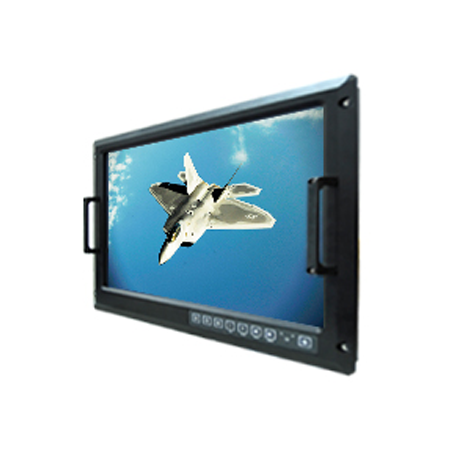 "Panel PC MIL-STD 24"" : W24IB3S-RKS1ML"