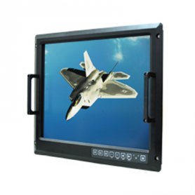 "Panel PC MIL-STD 19"" : R19IH3S-MLA1-89"
