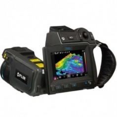 Caméra infrarouge compacte pour la R/D 640 × 480pixels : FLIR T630sc / T650sc