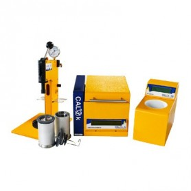 Calorimètre de combustion isotherme et adabiatique : CAL3K-A