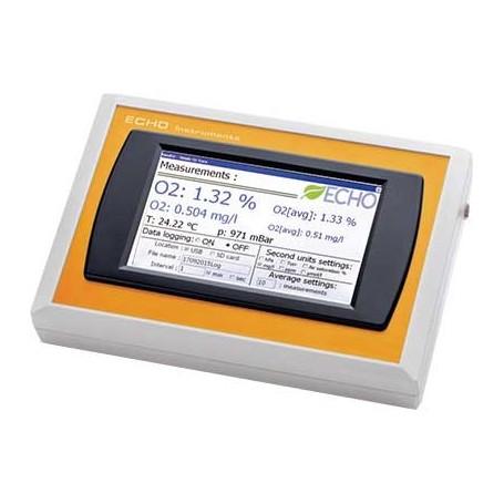 Analyseur oxygène O2 résiduel pour emballage IAA et boissons : FoodO2