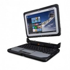 "PC portable hybride ultra-durci 10.1"" : Tablette Toughbook 20 détachable"