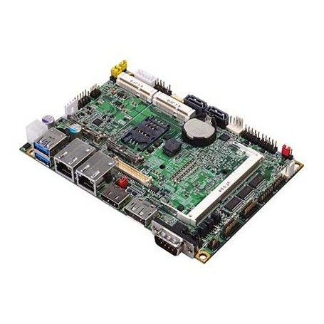 "3.5"" SubCompact Board Intel Broadwell (5th) / Haswell (4th) Core U-series : LE-37E"