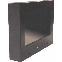 "Industrial Monitor, 7"" 1000 nits TFT, AC, AV, Housing : AP-LD9687071500"
