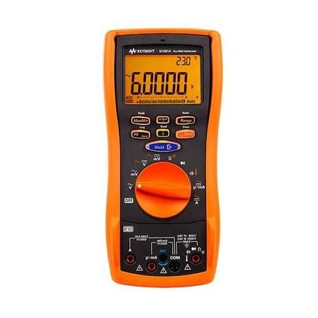 Multimètre IP67 4.5 digit -précision de 0,025% - 800 h d'autonomie : U1281A