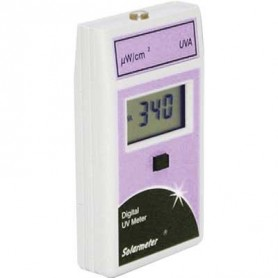 Radiomètre UVA intégré : Solarmeter Model 4.2