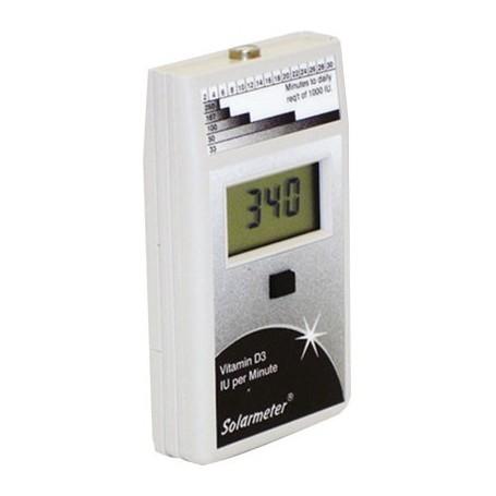 Radiomètre UV Vitamine D intégré : Solarmeter Model 6.4