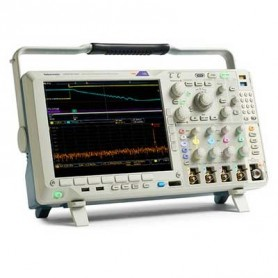Oscilloscope 4 voies 1 GHz avec analyseur de spectre optionnel : MDO4104C