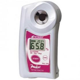 Réfractomètre numérique glycérine haute concentration : PAL-24S