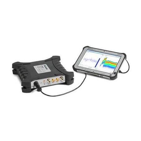 Analyseur de spectre en temps réel USB pour le terrain de 9 kHz à 7,5 GHz : RSA507A