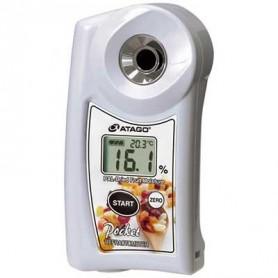 Réfractomètre numérique humidité fruit sec : PAL-Dried fruit Moisture
