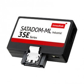 SATA III 6.0 Gb/s SLC Vertical : SATADOM-ML 3SE